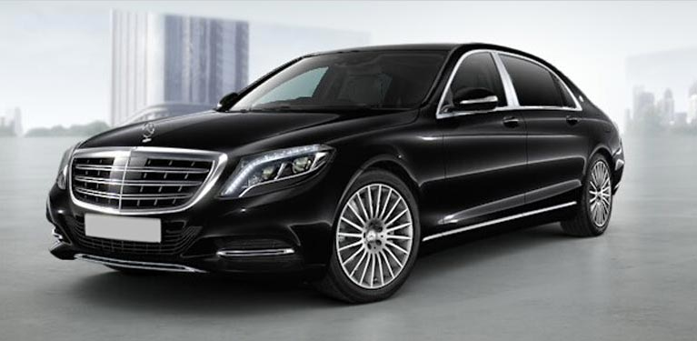 Special Chauffeur-driven Maybach
